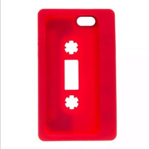 Marc By Marc Jacobs Accessories - MARC By MARC JACOBS Red Mix Tape iPhone 5/5s